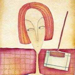 Di tutti i destini possibili, 2004 tecnica mista su carta, collezione privata