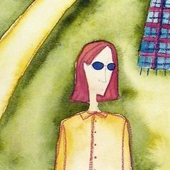 Picnic, 2004 tecnica mista su carta