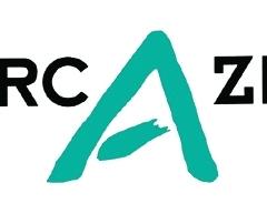 Logo per la cooperativa di ricerche sociologiche ed economiche Ricercazione, Faenza