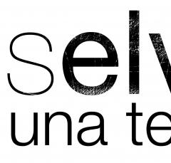 Logotipo per la rassegna di arte contemporanea Selvatico