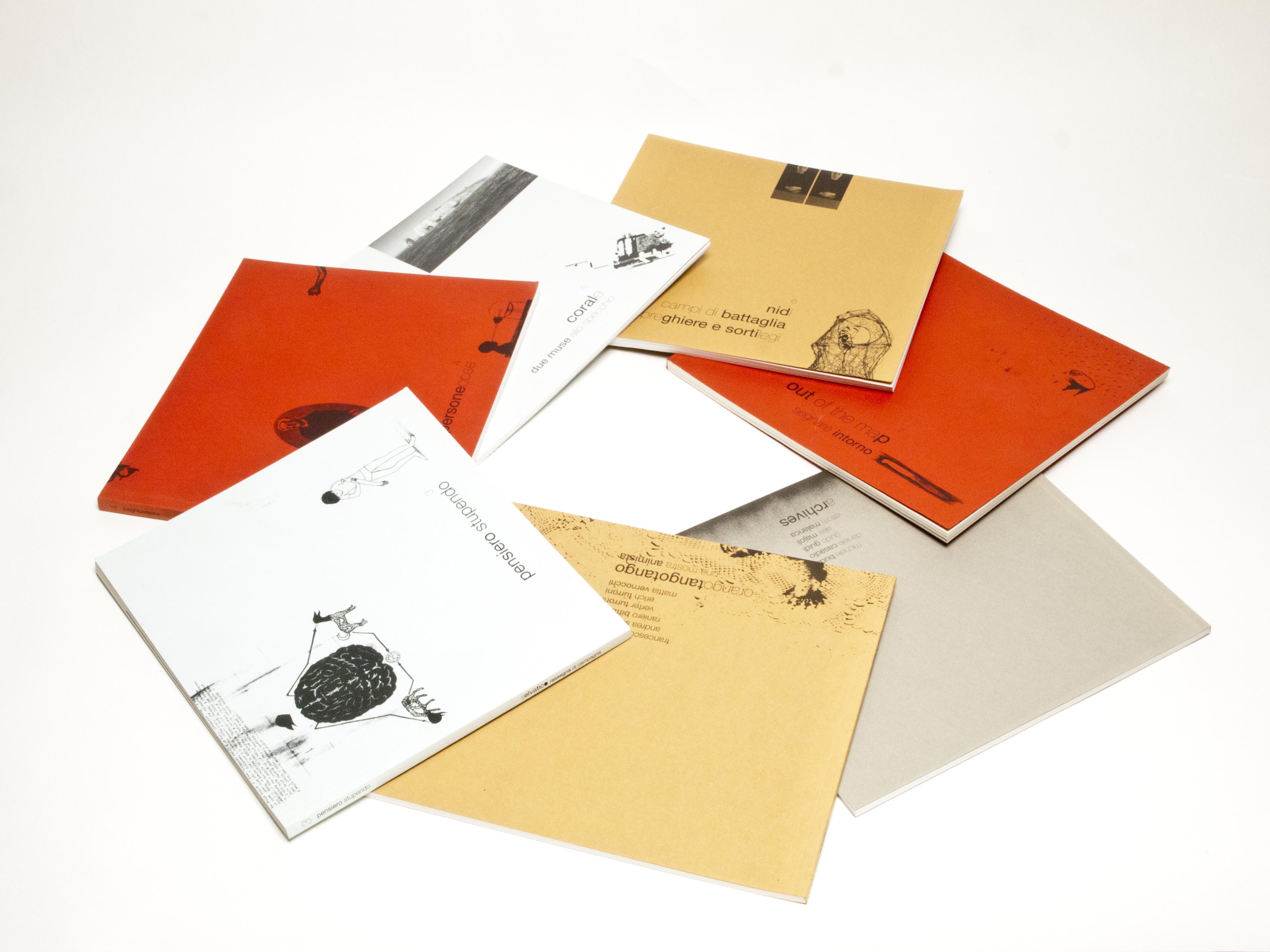 Selvatico rassegna di campagna – tutti i cataloghi dal 2006 al 2017