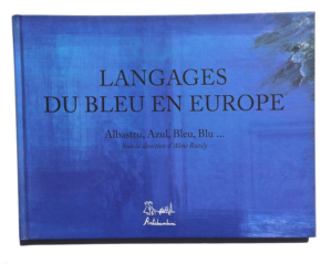 Langages du bleu en europe