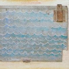 Sammartaim, 2000, tecnica mista su tela, collezione privata, cm 70X50m