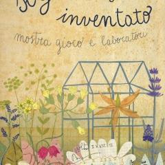 Il giardino inventato, immagine coordinata: cartolina