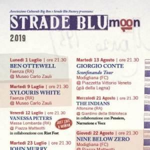 2019 strade blu pieghevole 2