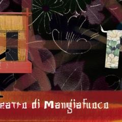 Al gran teatro di Mangiafuoco - cartolina