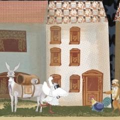 Carosello - illustrazione per pieghevole