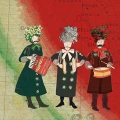 Cuore - illustrazione per manifesto