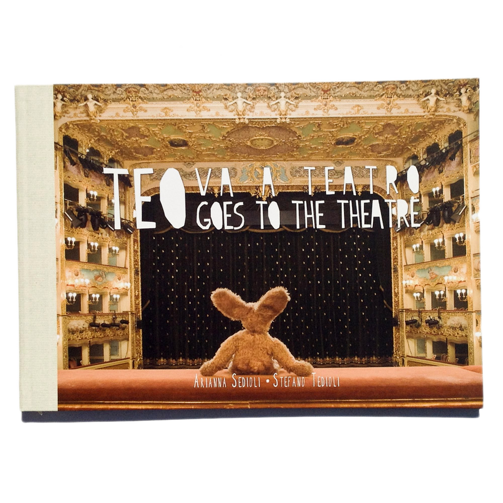 Teo va a teatro / Gran concerto alla Fenice – Teo goes to the theatre / Great concert at La Fenice
