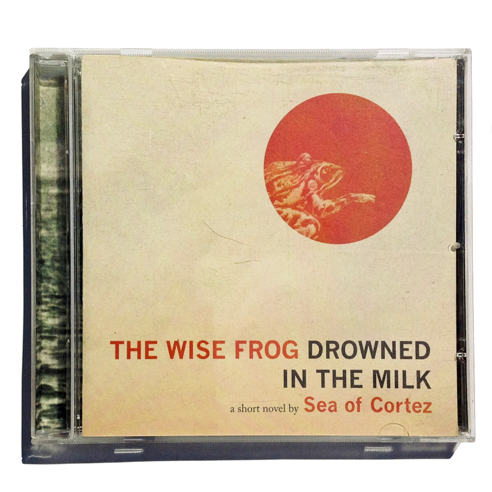 The wise frog drowned in the milk – Sea of Cortez
