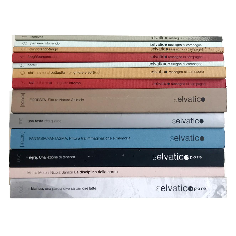 Selvatico rassegna di campagna – tutti i cataloghi dal 2006 al 2018