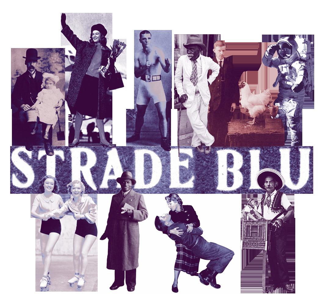 Strade blu